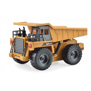 RC TOVORNJAK PREKUCNIK ZA GRADBIŠČA - Ta model ima štirikolesni pogon (4x4)