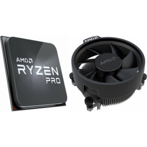 AMD Ryzen 5 PRO 4650G procesor s priloženim Wraith Stealth hladilnikom - MPK - podnožje: Socket AM4takt procesorja: 3.4 GHz