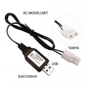 USB POLNILNIK NI-MH 9