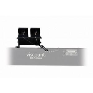 Viscount funkcijsko pedalo (2 enoti) za midi pedala