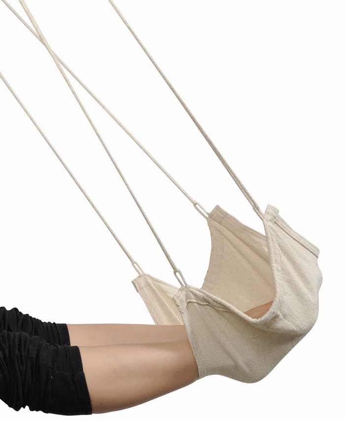 Viseča mreža za noge FOOT REST Natura