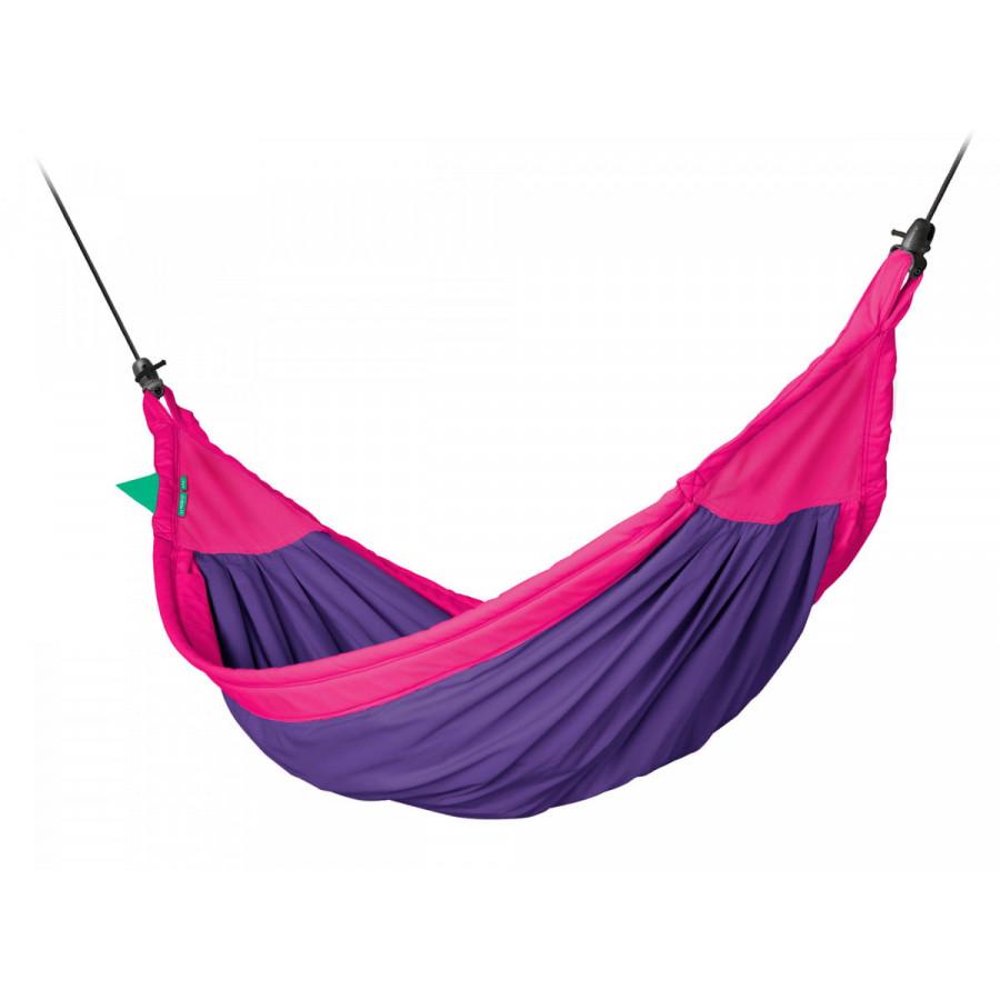 Zelo udobna viseča mreža vrhunske kvalitete za otroke.