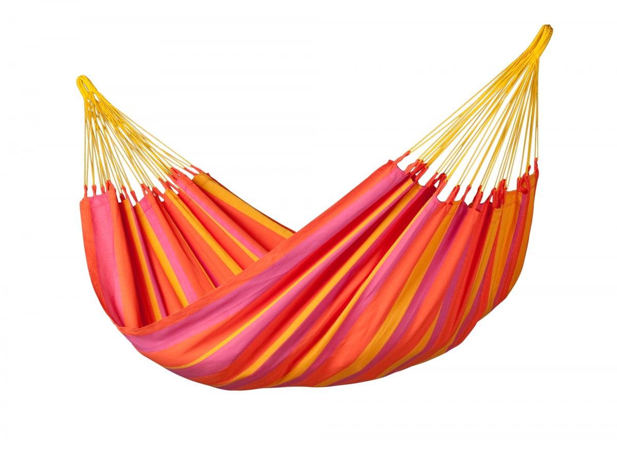Viseče mreže La Siesta so vrhunske kvalitete. Preizkusite toenojno mrežo iz posebnega vodoodpornega