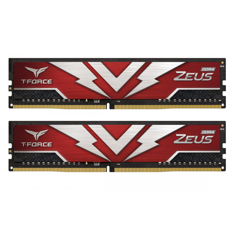 Teamgroup Zeus 32GB Kit (2x16GB) DDR4-3200 DIMM PC4-24000 CL16