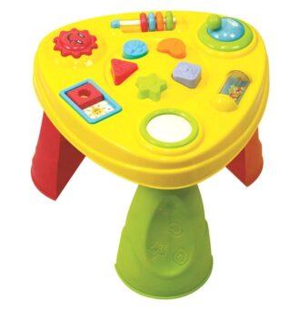 Vaši otroci bodo navdušeni nad Igralnim centrom – mizica
