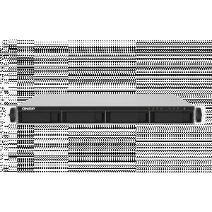 QNAP TS-432PXU-2G NAS 1U rack strežnik za 4 diske - Z omrežnimi vrati 10GbE SFP+ in 2.5GbE NAS sistem TS-432PXU zagotavlja visoko pasovno širino
