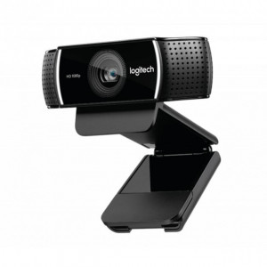 USB spletna kamera - OpisSpletna kamera Logitech C922 z FullHD senzorjem