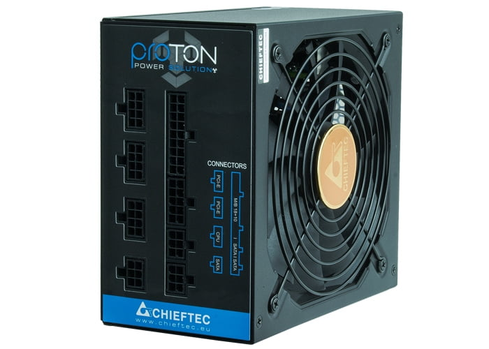 Chieftec Proton Series 850W ATX modularni napajalnik
