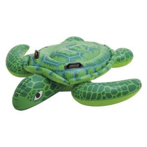 V vsakem pravem bazenu plava morska želva - naj še v vašem. Plastična ročaja bosta poskrbela
