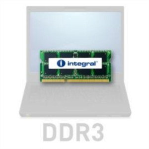 Integral 4GB DDR3-1333 SODIMM PC3-10600 CL9