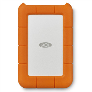5 USB-C 3.1 - LaCie Rugged USB-C