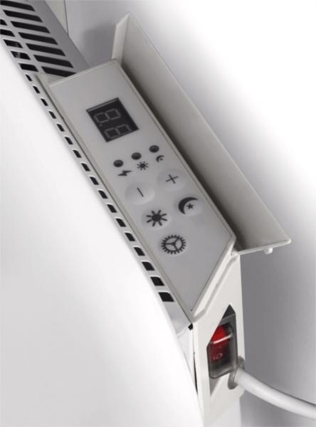 MILL konvekcijski panelni radiator 600W jeklo IB600DN