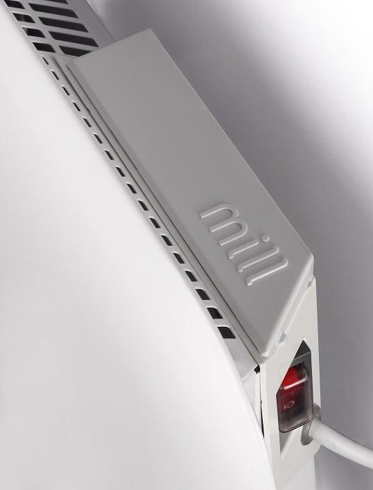MILL panelni konvekcijski radiator 250W jeklo IB250