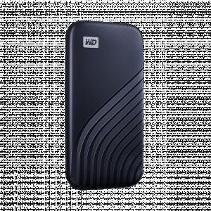 USB-C 3.2 moder - WD My Passport SSD