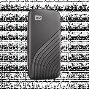USB-C 3.2 siv - WD My Passport SSD