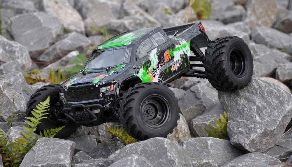 RC MONSTER TRUCK EWO 4M 1:12-4WD RTR-2210/AMEWI