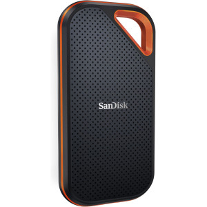 SanDisk Extreme PRO 1TB Portable SSD - Read/Write Speeds up to 2000MB/s