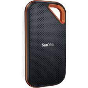 SanDisk Extreme PRO 2TB Portable SSD - Read/Write Speeds up to 2000MB/s