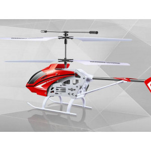 4GHz 3CH - Opis. 3 kanalni helikopter na daljinsko vodenje z vgrajenim žiroskopskim sistemom. Zmogljiv rotor omogoča hiter dvig in let v