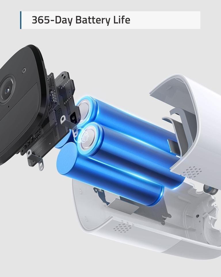 Eufy by Anker Eufy Cam 2 PRO Kit komplet 2 nadzornih kamer in bazne postaje