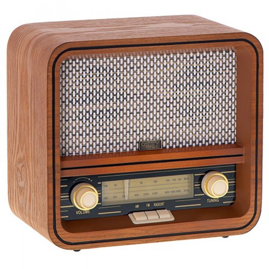 Camry retro radio CR1188 - FM radio AM radio