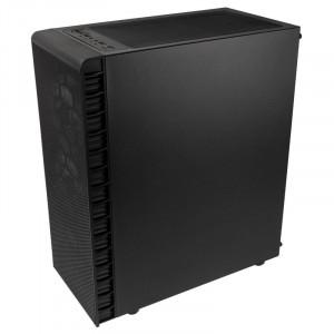 črno - Tip ohišja: Gaming midi towerPlošče: mini ITX / ATX / Micro ATXBarva: