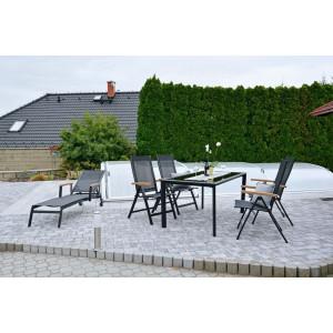 Vrtni stol - Vrtni stol za terase in vrtove