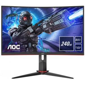 AOC C27G2ZU 27'' 240Hz ukrivljen gaming monitor - diagonala zaslona: 68