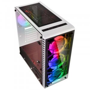 belo - Tip ohišja: Gaming big towerPlošče: mini ITX / ATX / Micro ATX / E-ATXBarva: