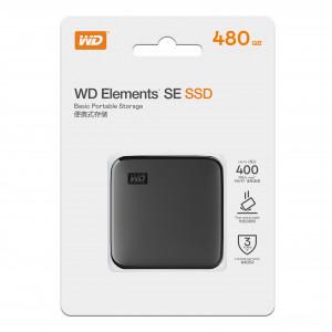 USB 3.0 - WD Elements SE SSD