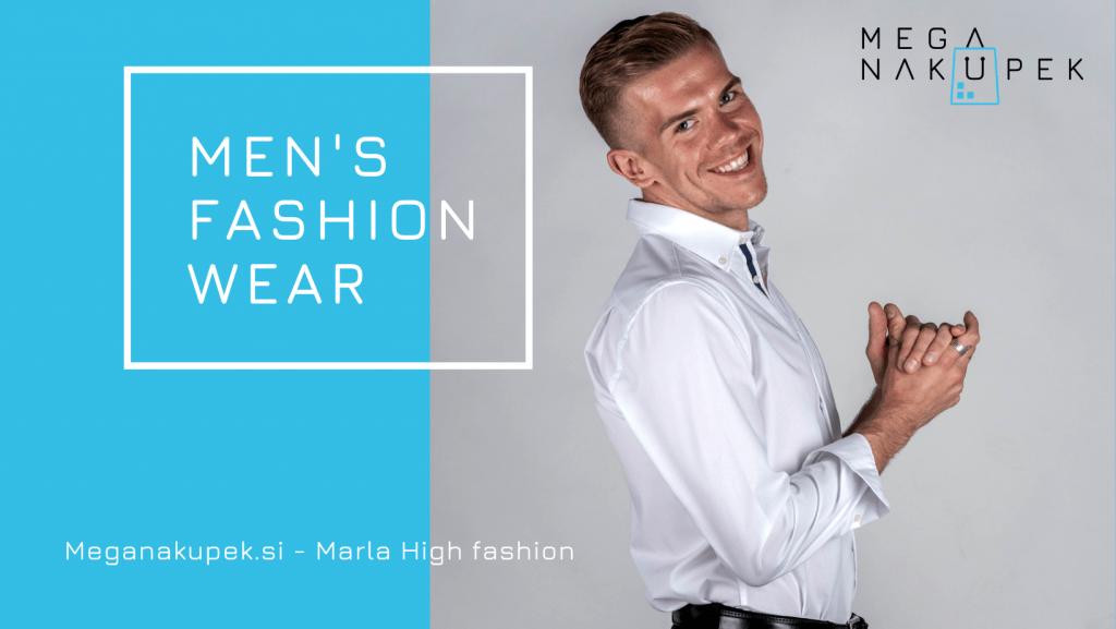 Moderna modna oblačila