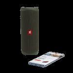 FLIP5 ZELEN ECO JBL