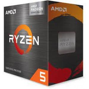 AMD Ryzen 5 5600G procesor z Radeon grafiko - podnožje: Socket AM4takt procesorja: 3.9 GHz