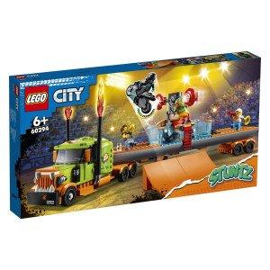 Pridruži se likom z LEGO® City TV klovnu Citrusu