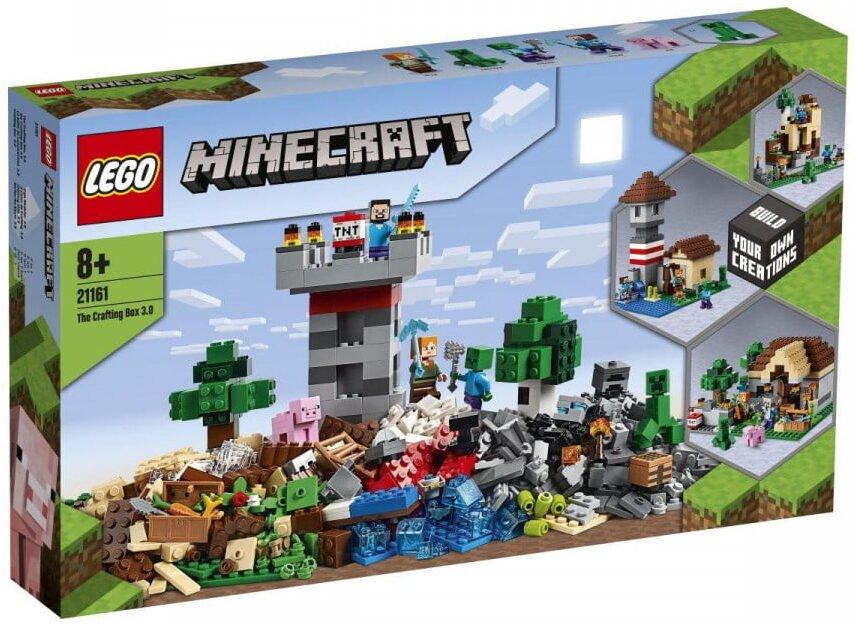 Lego kocke Minecraft