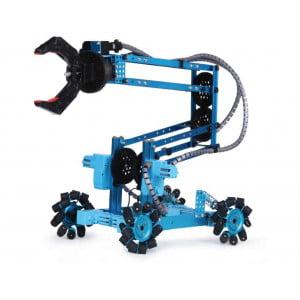 """RC ROBOT KING RTR ROBOTSKO VOZILO+PRIJEMALNA ROKA-10209 - Podatki o izdelku """" Robot King RTR robotsko vozilo in prijemalna roka"""""""